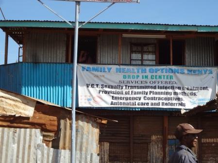 Translators without Borders, Kibera health clinic