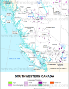First Nations languages in Canada, BC, Native Languages in BC