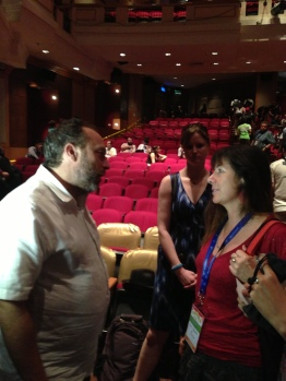 Jimmy Wales, Wikipedia, access to knowledge, translation, Hong Kong Wikimania