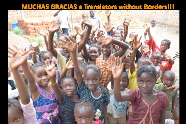 Action against hunger, translatorswithoutborders